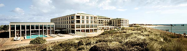 A-Rosa Sylt, 5-Star Luxury Resort